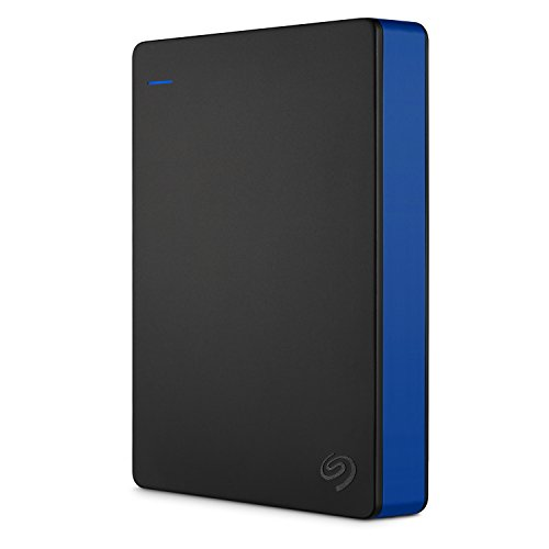Seagate Game Drive PS4, tragbare externe Festplatte 4 TB, 2.5 Zoll, USB 3.0, Playstation4, Modellnr.: STGD4000400